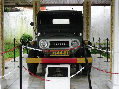 kendaraan lubang buaya