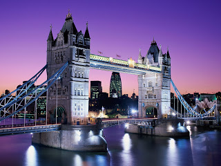 Tower Bridge London United Kingdom 02